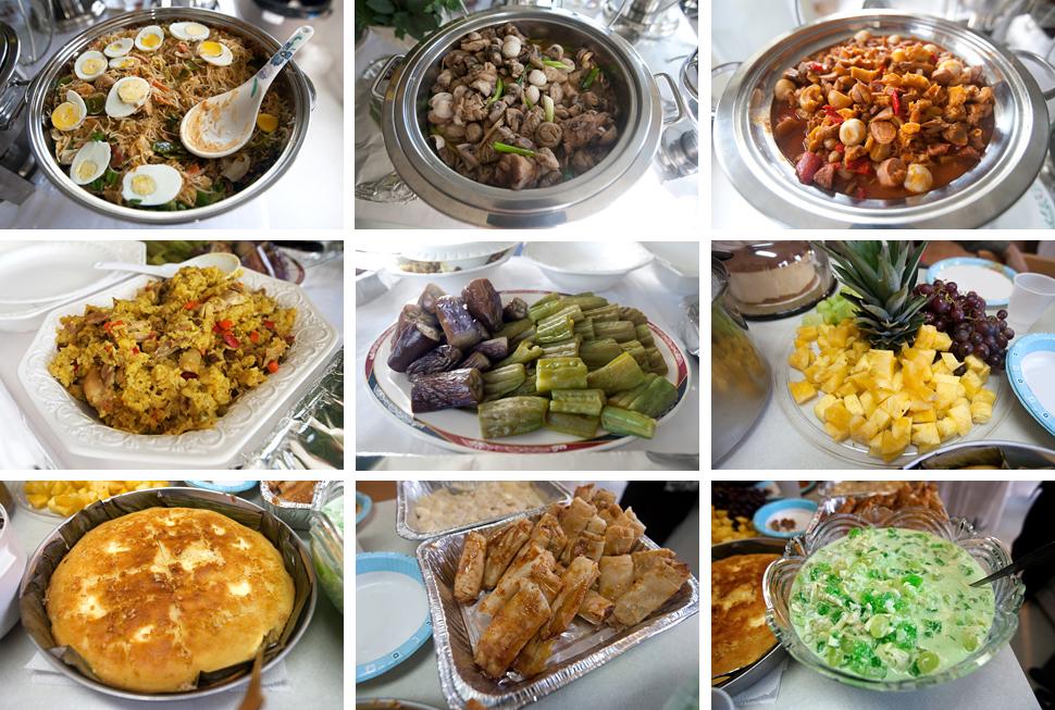 Filipino Food Deansanta